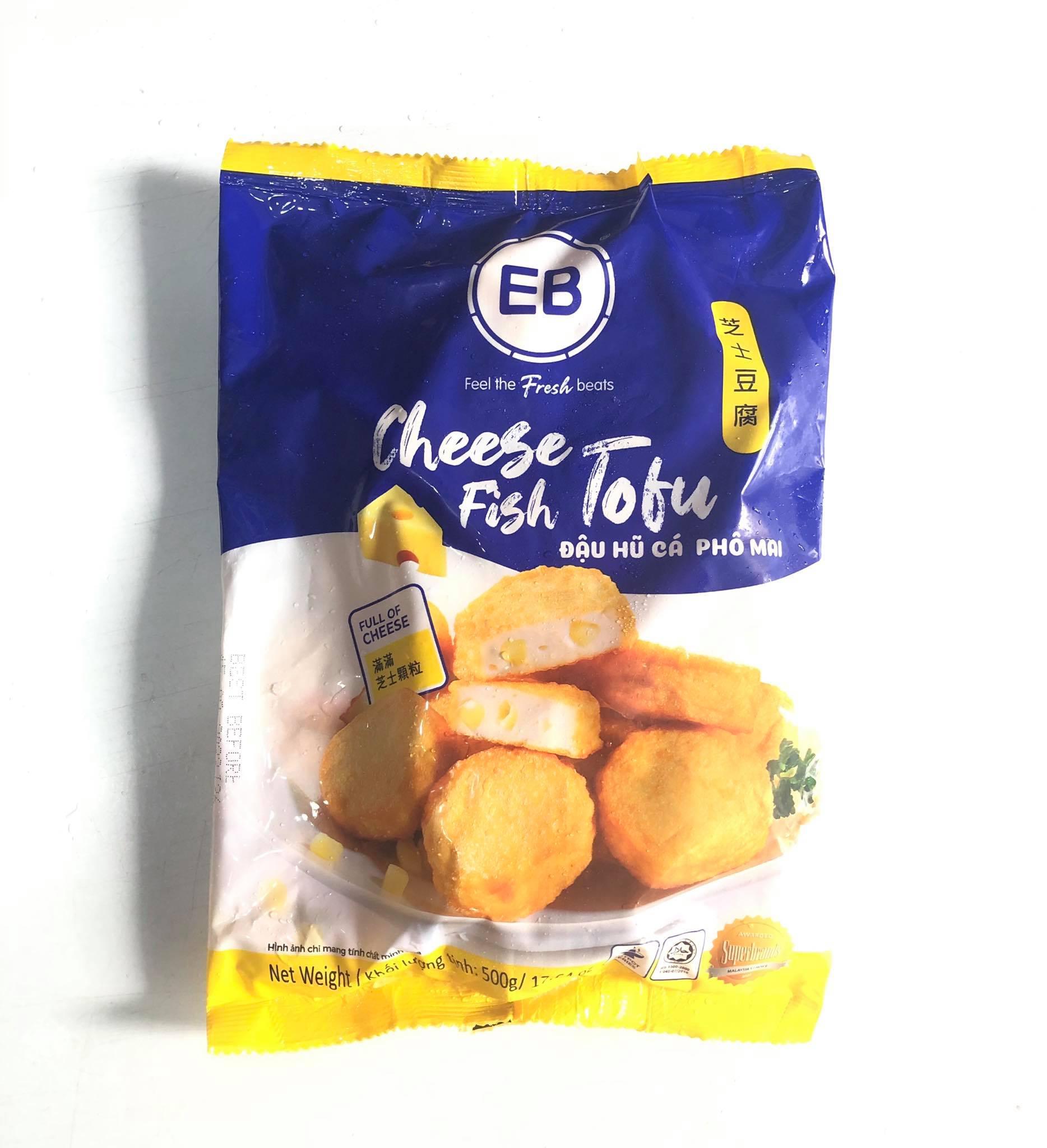 giá sỉ đậu hủ phô mai EB mẫu mới
