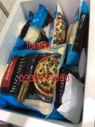 giá sỉ phô mai mozzarella